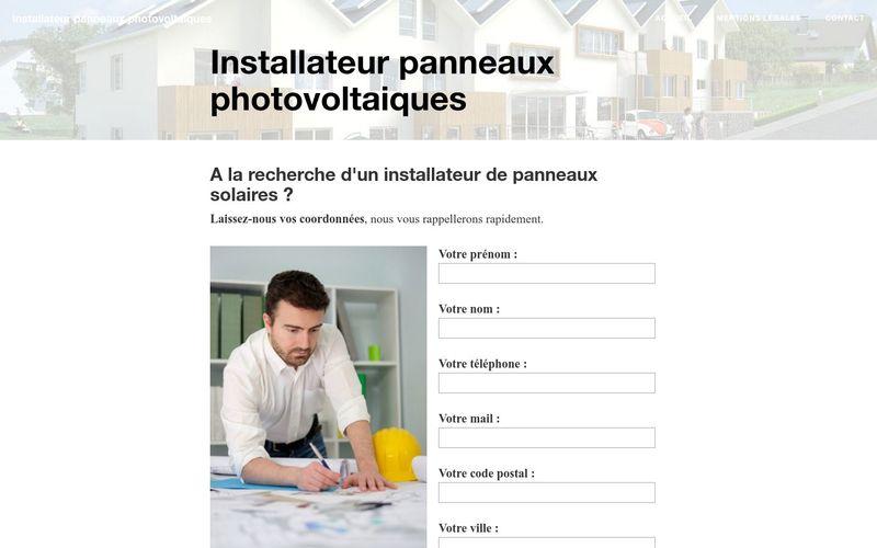 Installation de panneaux photovoltaiques, ce qu'il savoir